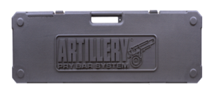 gray case artillery tools